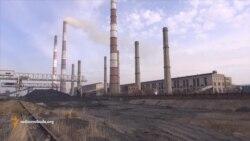 ТЕС у Щасті продовжує постачати електроенергію на окуповану територію (відео)