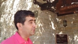 İnzibatçı Orxan: Ağa Mikayıl hamamı Yekaterinanın vaxtından mövcuddur [audio]