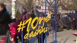 Kosova feston 10-vjetorin e pavarësisë