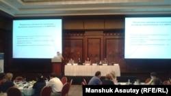 Заключительный день конференции об итогах Региональной программы по миграции (РПМ). Алматы, 30 июня 2015 года.