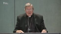 Казначей Ватикана Джордж Пелл