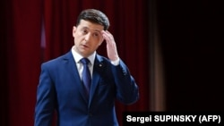 Президент України Володимир Зеленський