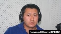 Самаган Мурзаибраимов.