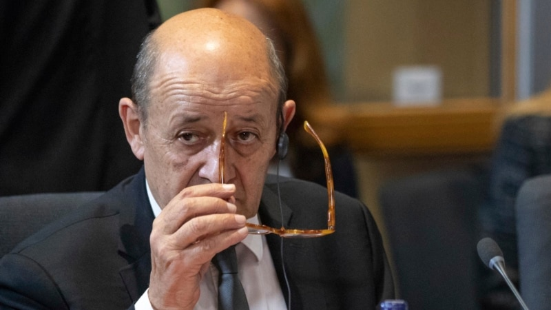 Հայաստան է ժամանում Ֆրանսիայի արտգործնախարարը