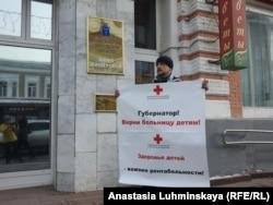 Алексей Витвицкий, следующий участник голодовки