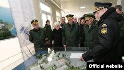 Министр обороны России Шойгу прибыл с инспекцией в Крым