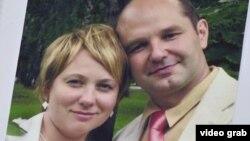 Геннадий Кравцов с женой Аллой