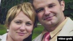Геннадий Кравцов с женой