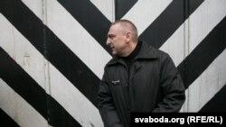 Мікалай Аўтуховіч пасьля вызваленьня з турмы ў 2014 годзе