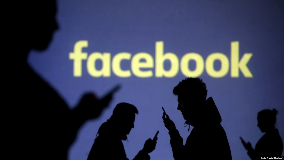 Facebook Removes Over 160 Ukrainian Accounts For 'Inauthentic Behavior'