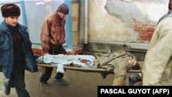Грозный, январь 1995 год