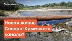 Новая жизнь Северо-Крымского канала? | Радио Крым.Реалии