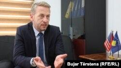 Deputeti i partisë Alternativa, Ilir Deda.