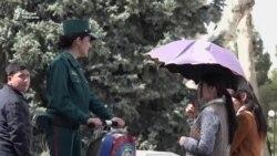 Кытайлар Өзбекстанга визасыз киришет