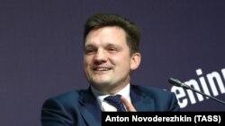 Глава «Почты России» Николай Подгузов