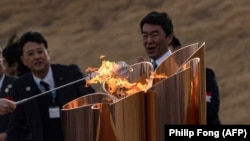 ოლიმპიური ცეცხლი