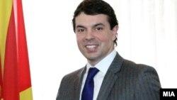 Министерот за надворешни работи на Македонија, Никола Попоски.