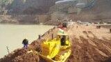 Түркиядагы куугунтук, Рогун ГЭСинин курулушу