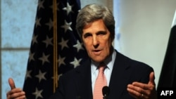 U.S. Senator John Kerry has been a leading advocate in Congress for President Barack Obama's foreign-policy initiatives.