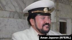 Сталбек Алмазбеков