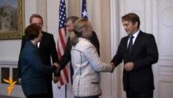 Clinton i Ashton u posjeti BiH