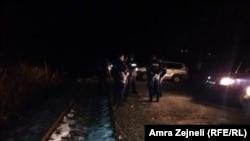 Policija u Donjem Jarinju