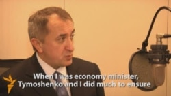Interview With Exiled Ukrainian Minister 2/3