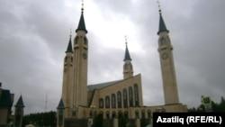 Түбән Кама шәһәрендәге Җәмигъ мәчете Татарстанда иң күркәмнәрдән санала