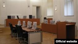 Jedna od sudnica Kantonalnog suda Sarajevu