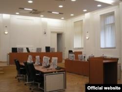 Sudnica Kantonalnog suda u Sarajevu