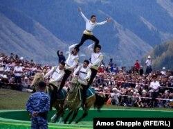 Всемирные Игры кочевников состоялись в Кыргызстане в сентябре этого года