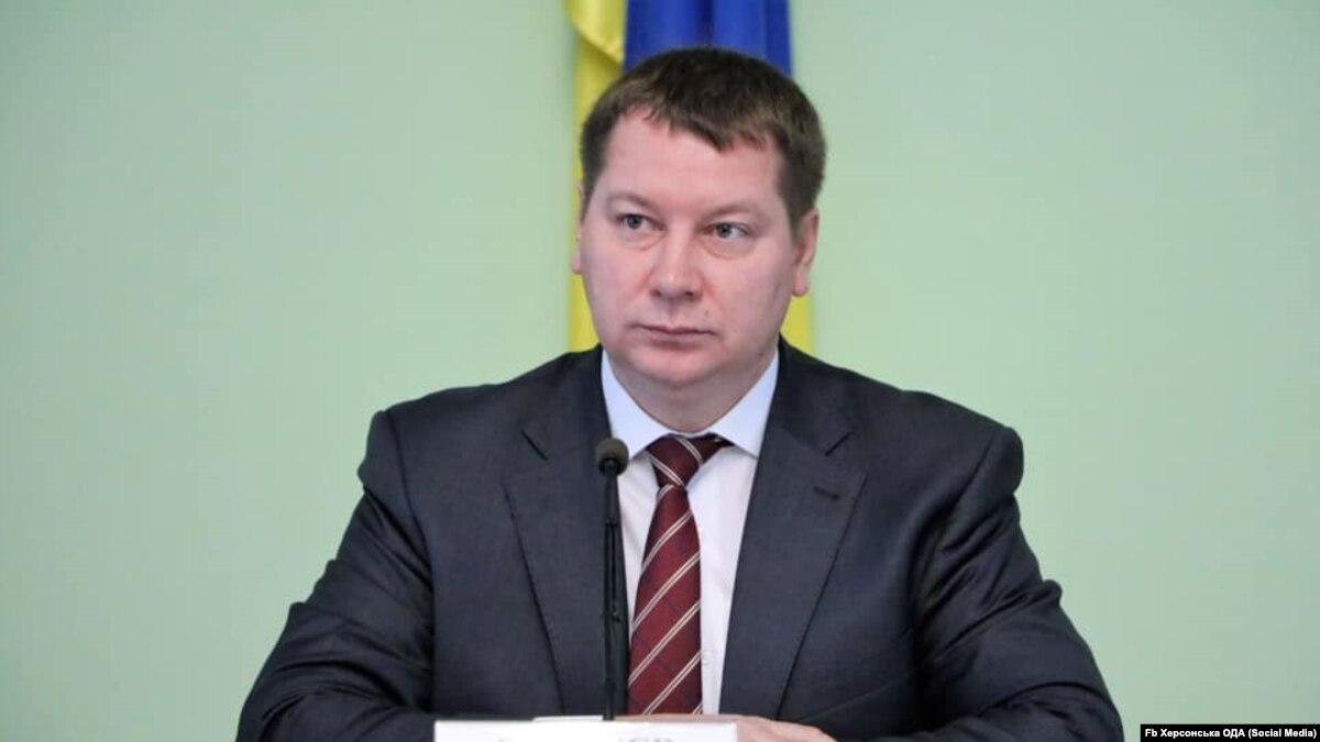Кабмин согласовал увольнение главы Херсонской ОГА Гордеева – спикер