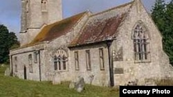 یک از کلیساهای بریتانیا