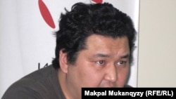 Марат Шибутов, представитель Ассоциации приграничного сотрудничества. Алматы, 14 декабря 2010 года.