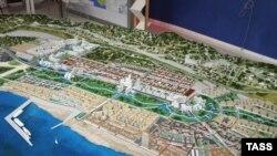 """Олимпийское """"громадьё"""" строительных планов в Сочи порой дополняется """"неолимпийскими"""" проектами, которые не встречают понимания у жителей города-курорта"""
