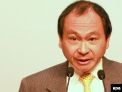 Американский политолог Фрэнсис Фукуяма
