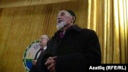 Әхмәтбизан Борһанов 19 ноябрьдә Тукай район хакимияте башлыгы белән Колмашның мәдәният сараенда узган очрашуда