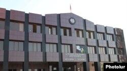 ՀՀ արտակարգ իրավիճակների նախարարության շենքը Երևանում
