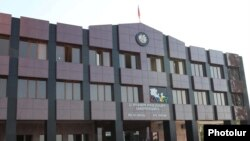 Արտակարգ իրավիճակների նախարարության շենքը Երևանում