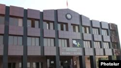 Здание МЧС Армении в Ереване