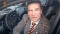 """Лидер Мордовского регионального отделения партии """"Яблоко"""" Владимир Гридин"""