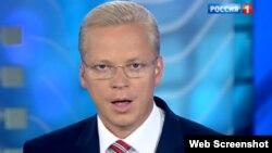 """Сюжет в """"Вестях"""" под названием """"Хакеры взломали почту главреда """"Цензор.Нет"""""""