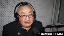 Кубатбек Кожоналиев.
