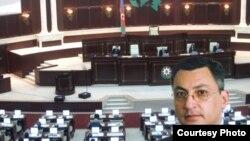 Зампредседателя парламентского комитета по правовой политике Ровшан Рзаев