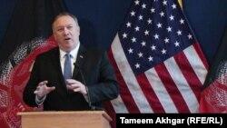 مایک پامپیو وزیرخارجۀ امریکا