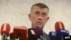 Kryeministri çek, Andrej Babish.