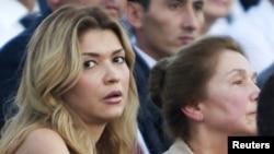 Гүлнара Каримова. Ташкент, 31 тамыз 2012 жыл.