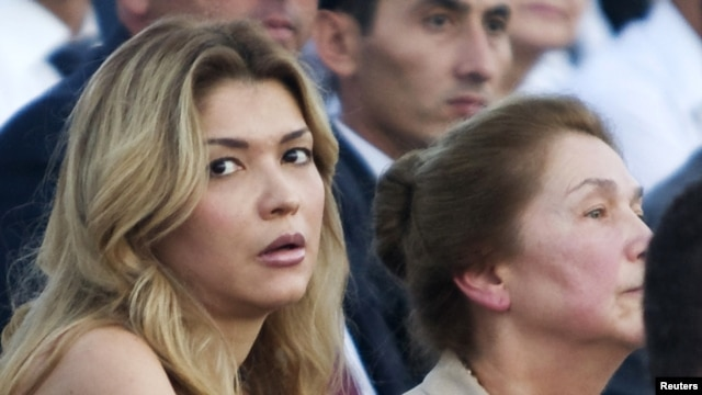 "The Uzbek president's daughter, Gulnara Karimova, has been described as a ""robber baron"" in U.S. diplomatic cables."