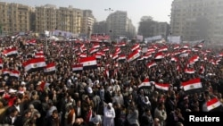 Sheshi Tahrir - foto arkivi