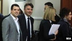 Пратениците Стефан Богоев и Петре Шилегов беа избрани за градоначалници